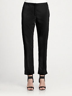 Nina Ricci - Gathered Waist Trousers