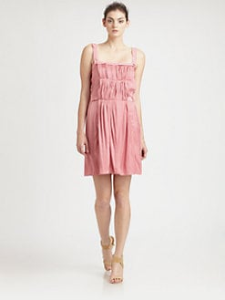 Nina Ricci - Pleated Dress