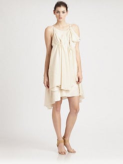 Nina Ricci - Draped Dress