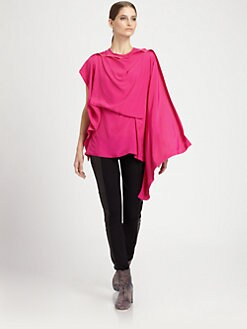 Maison Martin Margiela - Draped Tunic Top