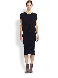 Maison Martin Margiela - Convertible Zipper Dress