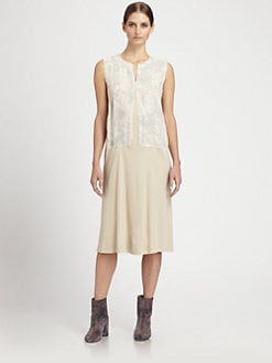 Maison Martin Margiela - Floral Panel Dress