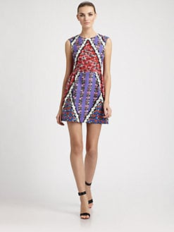 Peter Pilotto - Printed Dress
