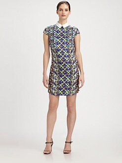 Peter Pilotto - Collared Dress