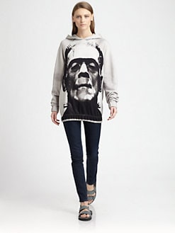 Christopher Kane - Frankenstein Hoodie
