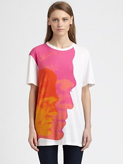 Christopher Kane - Frankenstein Profile Tee