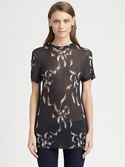 Christopher Kane - Big Bow Tee