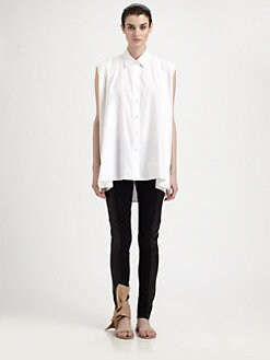 Maison Martin Margiela - Loose-Fit Button Top