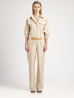 Maison Martin Margiela - Belted Jumpsuit