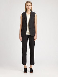 Maison Martin Margiela - Wool/Silk Vest