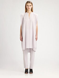 Maison Martin Margiela - Silk Tunic Dress