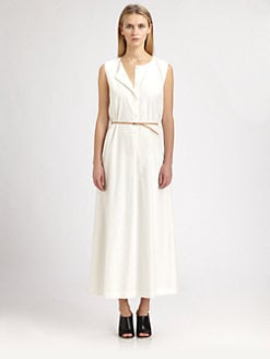Maison Martin Margiela - Belted Dress