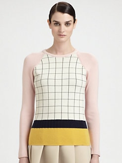 J.W. Anderson - Patchwork Sweater