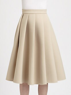J.W. Anderson - Pleated Skirt