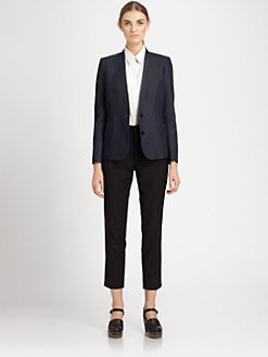Christophe Lemaire - Denim Suiting Jacket