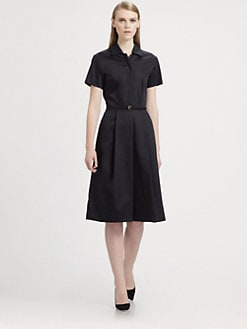 Rochas - Belted Dress