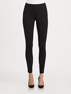 Nina Ricci - Cropped Silk-Blend Pants
