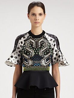 Peter Pilotto - Carolina Mixed MediaTop