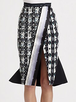 Peter Pilotto - Michon Skirt
