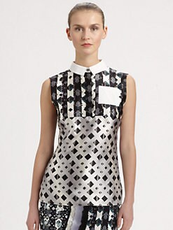 Peter Pilotto - Michon Top
