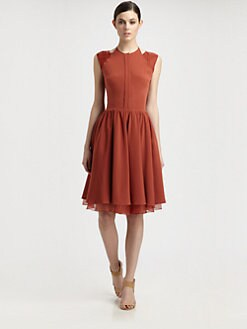 Sophie Theallet - Silk Crepe Dress