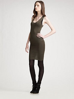 Jean Colonna - Silk Jersey Tank Dress