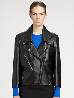 Maison Martin Margiela - Leather Motorcycle Jacket