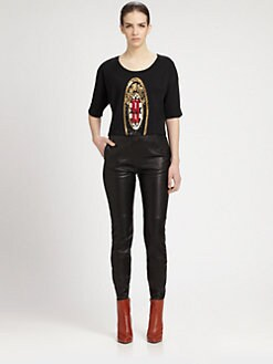 Maison Martin Margiela - Sequined Grand Prix Tee