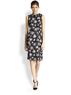 Nina Ricci - Floral Dress