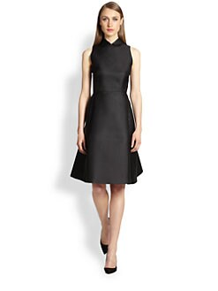 Rochas - Peter Pan Collar Dress