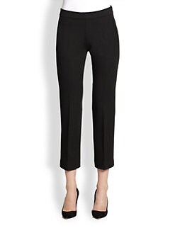 Rochas - Cropped Trousers