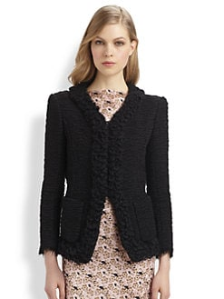 Nina Ricci - Tweed Jacket