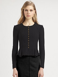 Nina Ricci - Peplum Jacket
