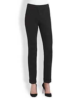Nina Ricci - Slim Cuffed Trousers
