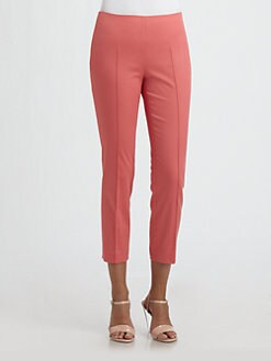 Saks Fifth Avenue Collection - Skinny Ankle Pants