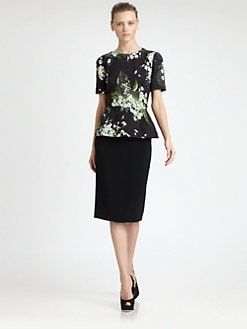 Dolce & Gabbana - Lily Jacquard Top