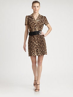 Dolce & Gabbana - Leopard Jumpsuit