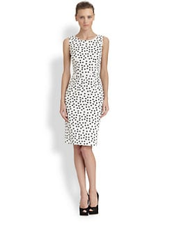 Dolce & Gabbana - Polka Dot Dress