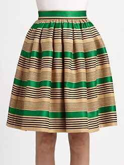 Dolce & Gabbana - Striped Skirt