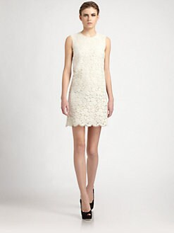 Dolce & Gabbana - Lace Dress