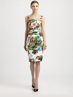 Dolce & Gabbana - Strawberry Print Dress