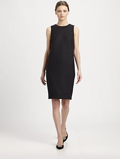 Dolce & Gabbana - Wool Jersey Egg Dress