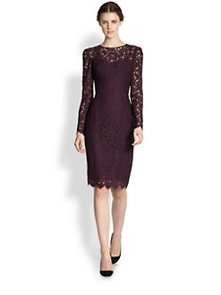 Dolce & Gabbana - Jackie Lace Dress