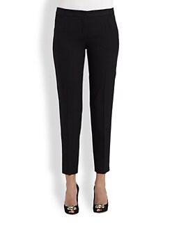 Dolce & Gabbana - Stretch Wool Pants