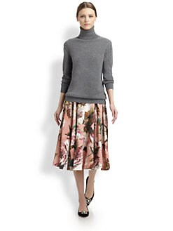 Dolce & Gabbana - Cashmere Turtleneck Sweater