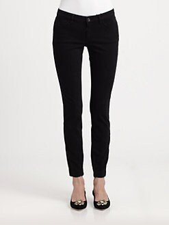 Dolce & Gabbana - Stretch Twill Five-Pocket Jeans