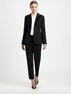 Dolce & Gabbana - Stretch Wool Turlington Tuxedo Jacket