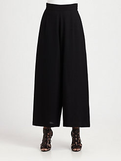 Ralph Lauren Collection - Wool Georgina Pants