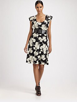 Ralph Lauren Collection - Silk Lucinda Dress