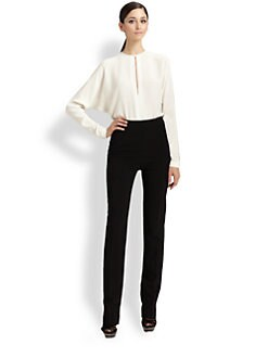 Ralph Lauren Collection - Silk Rebecca Blouse